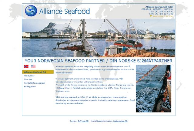 Alliance Seafood